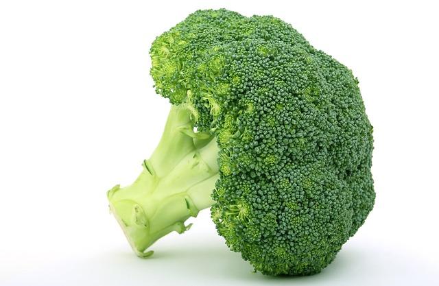 le brocoli French translation of broccoli