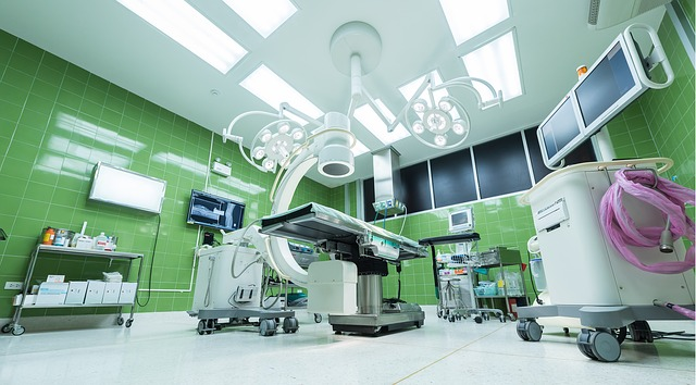 der Operationssaal-operating room