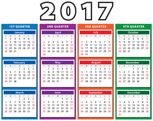 Spanish translation of Months