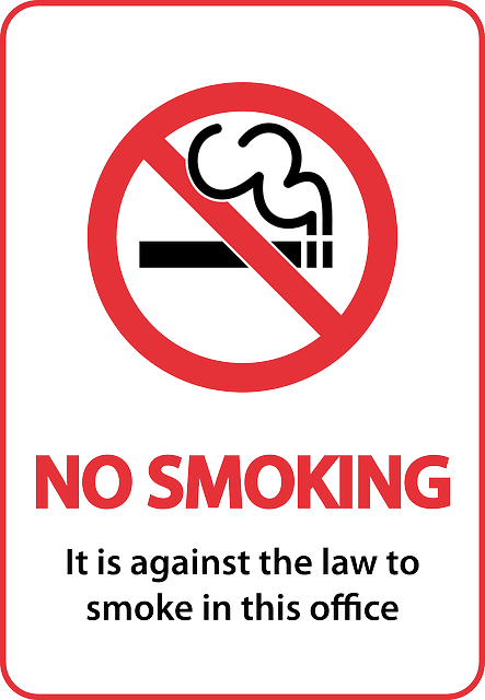 no fumar, Spanish translation of - no smoking