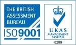 ISO-9001 UKAS logo150